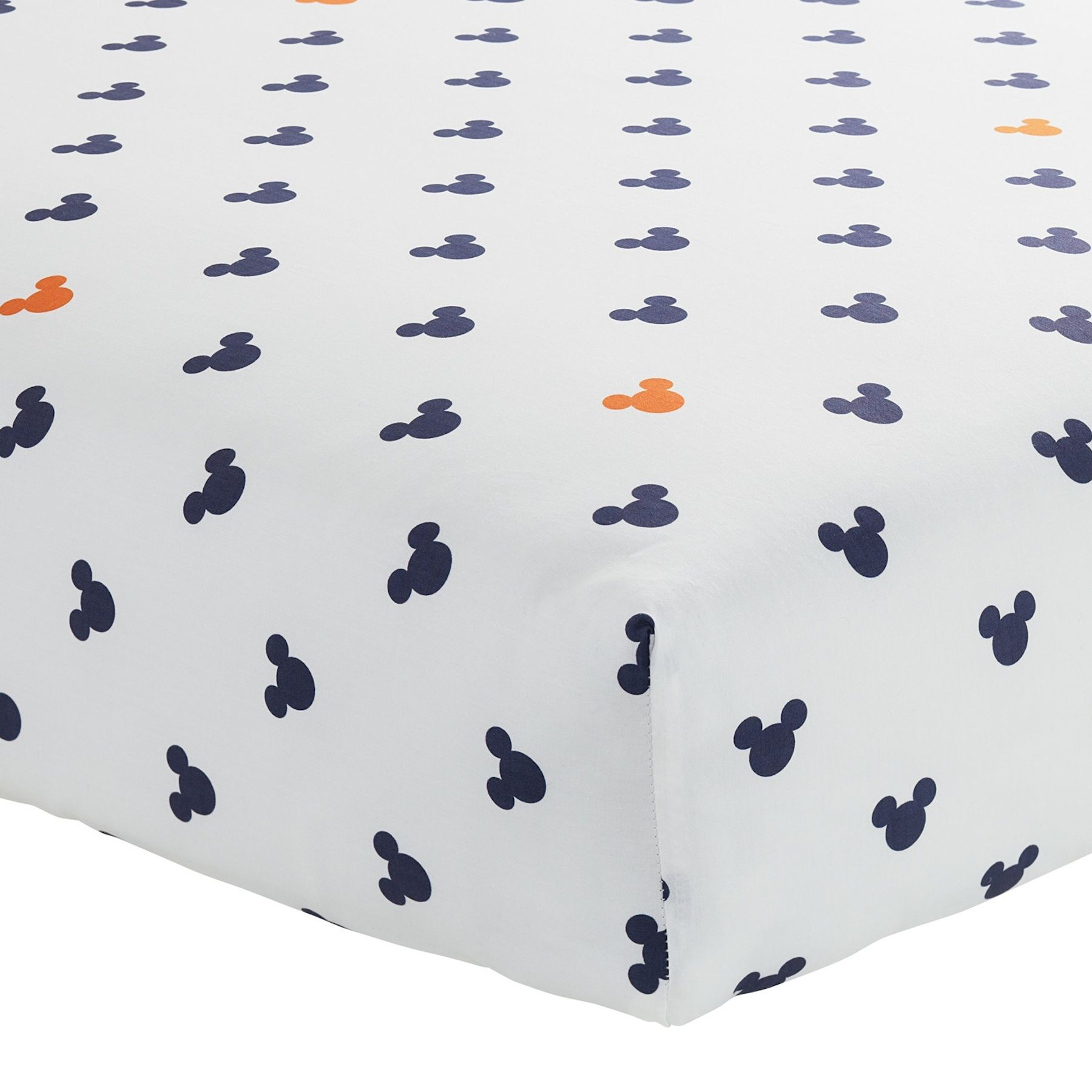 Mickey Mouse Go Mickey Fitted Crib Sheet Disney Baby Shower Baby Mickey Mouse Baby Mickey