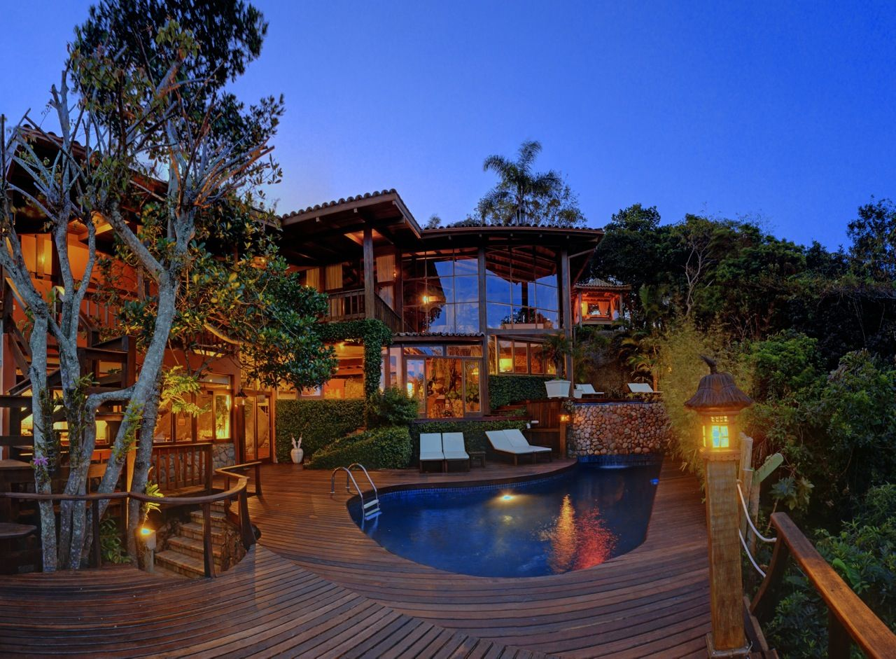 Luxo e charme no Brasil