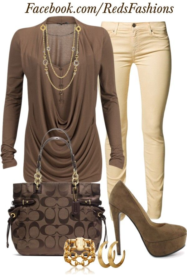 """""""Coach 3"""" by missred76 on Polyvore"""