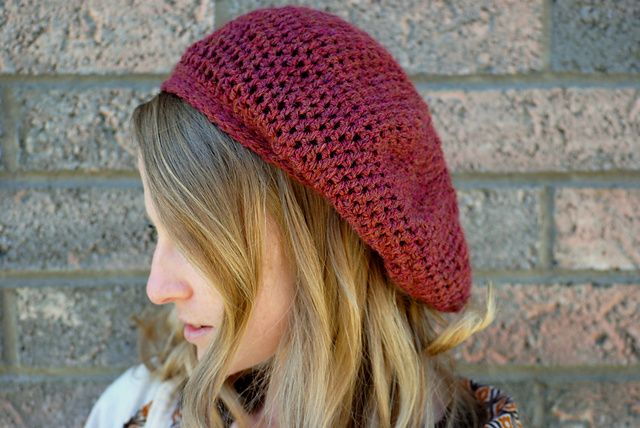 Ravelry Brookes Slouchy Hat Pattern By Kirsten Spitzer Free