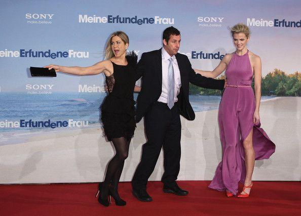 Adam Sandler, Jennifer Aniston, Brooklyn Decker | Hollywood