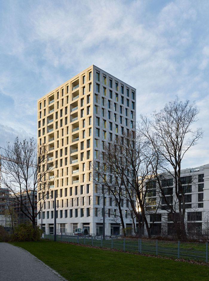 Schwabinger Tor by Max Dudler Architekt | the PhotoPhore