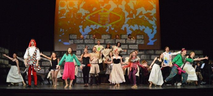 The Penn State Thespians Present: Spamalot!
