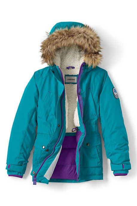 941c2499bd38 Girls Expedition Parka from Lands  End