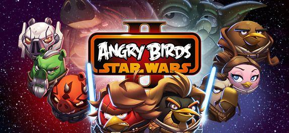 #AngryBirds #StarWarsII