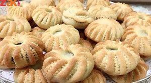 أسرع وأزكى وصفة معمول في العالم احفظوها على جوالاتكم زاكي Ramadan Desserts Middle Eastern Desserts Arabic Dessert