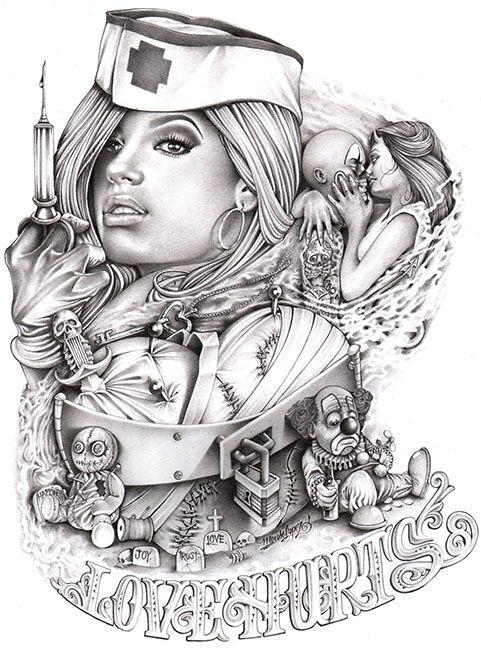 Mouse Lopez Lowrider Art | °GaNgTeRiIiIsSsHhHh° | Pinterest ...