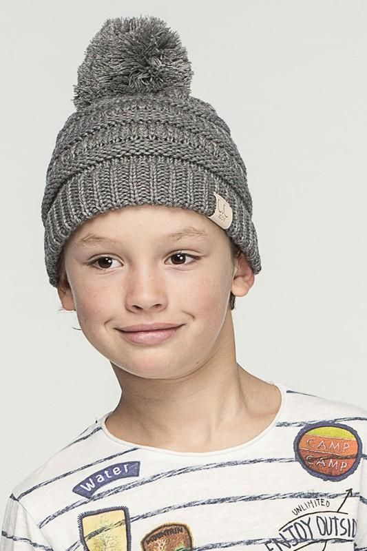 5d8ed8a0dbb Adult and kids size pom beanie. Kids size fits approx 2-9 years. Will fit a  baby