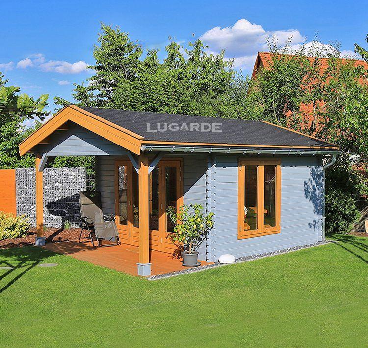 Musterausstellung Schechen Gartenhaus, Garten und Haus