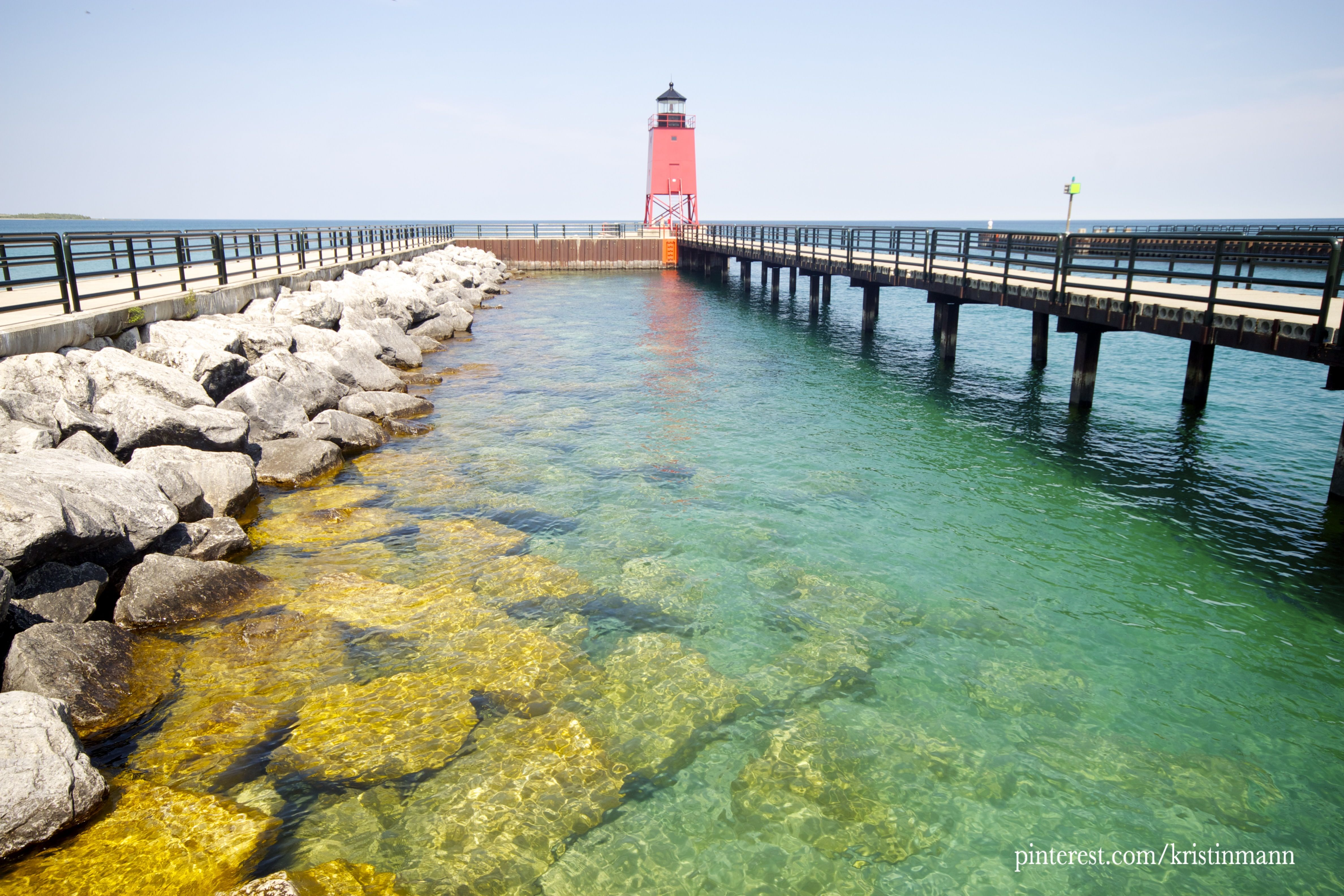 Charlevoix, MI lighthouse Outdoor, Favorite places