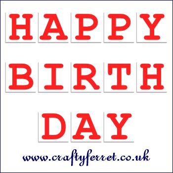 printable happy birthday letters