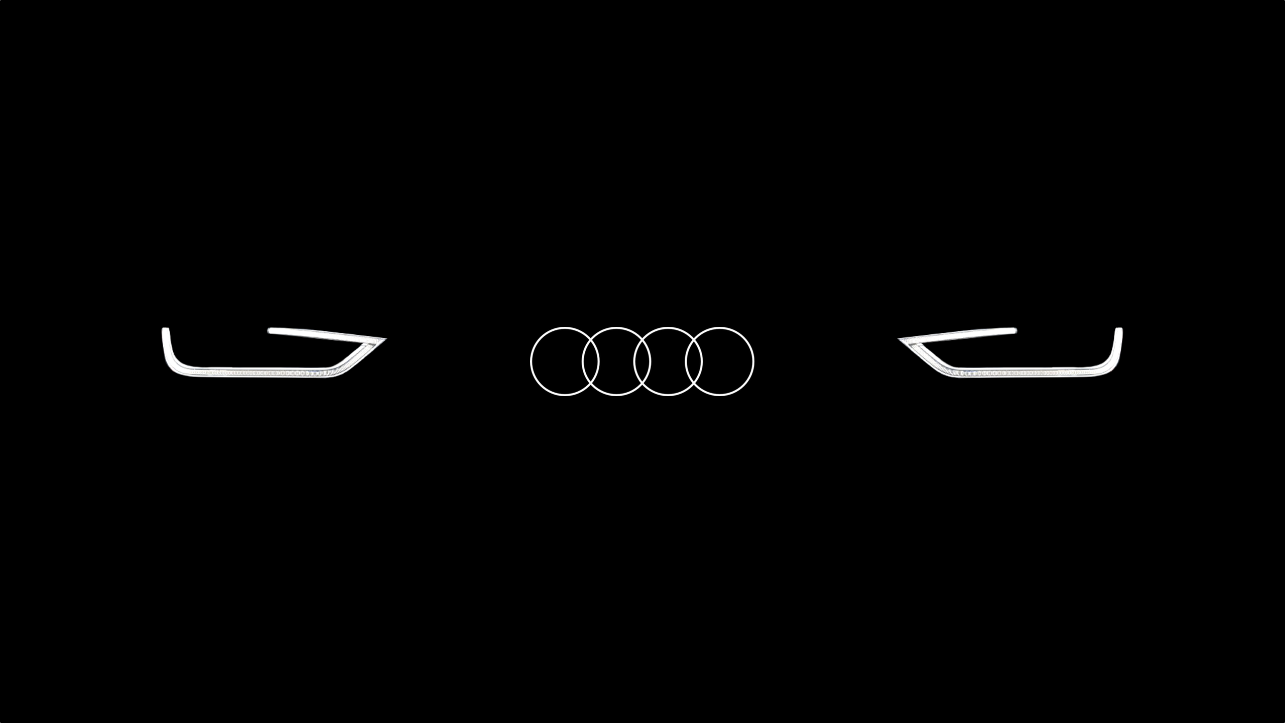 Audi Logo Photos Wallpaper 12124 2560x1440 Px 135 99 Kb