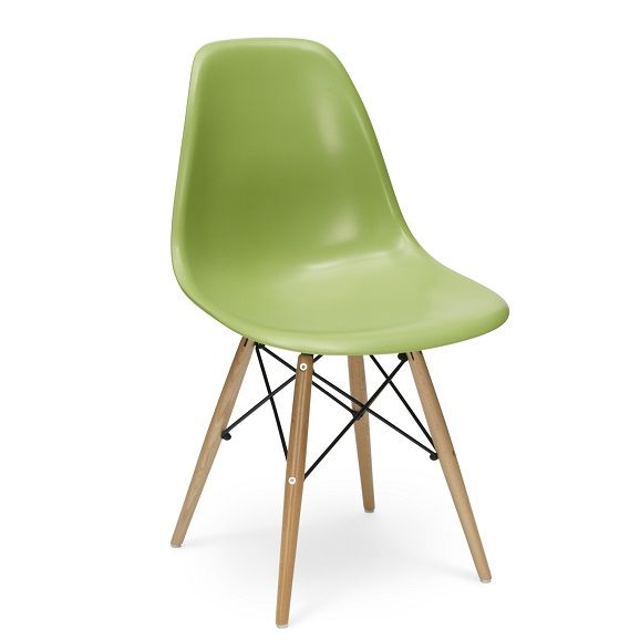 The vitra replica of the dsw side chair by charles eames for Replica vitra
