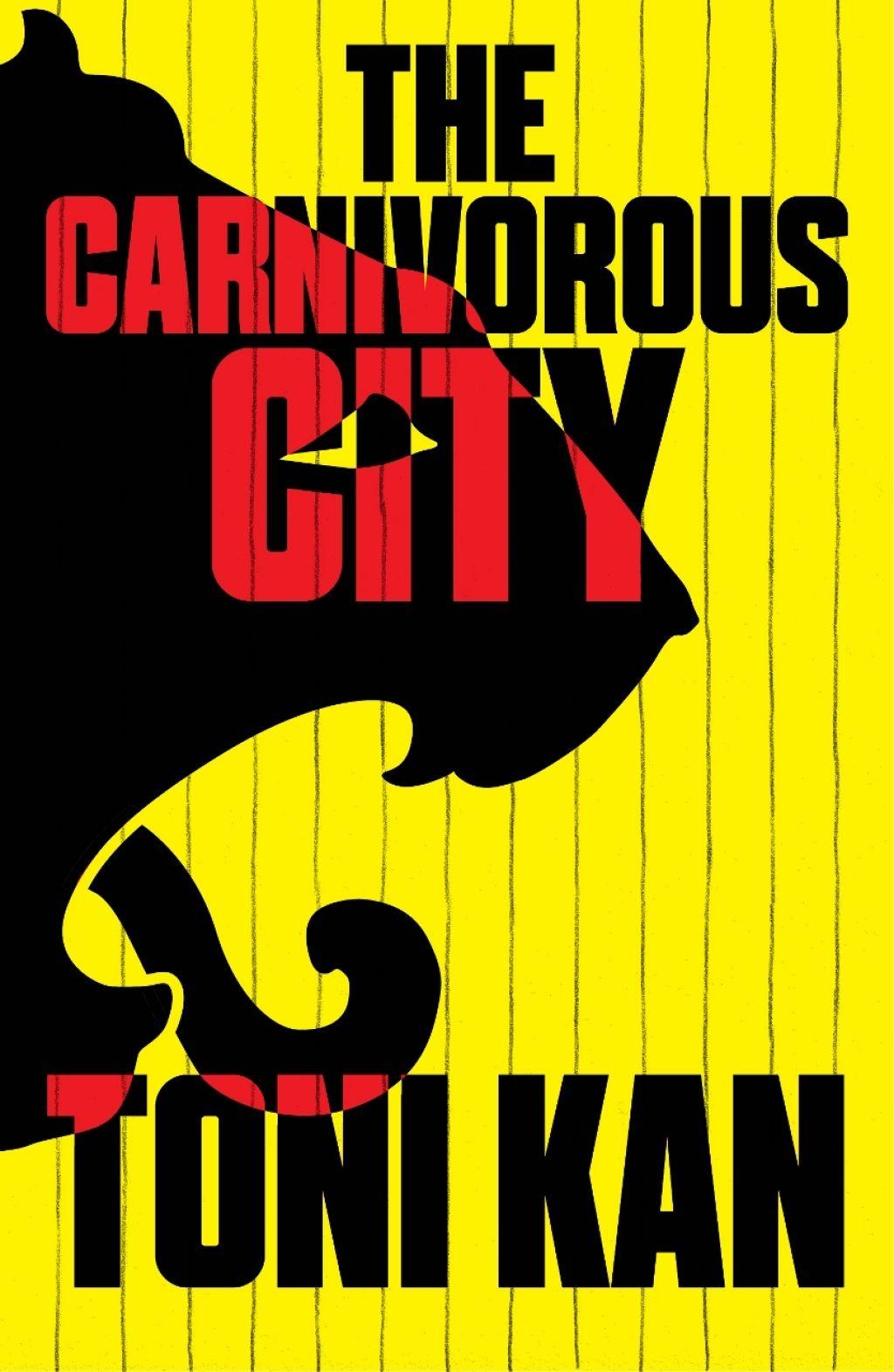 The Carnivorous City (eBook) Novels, Crime fiction, Ebook