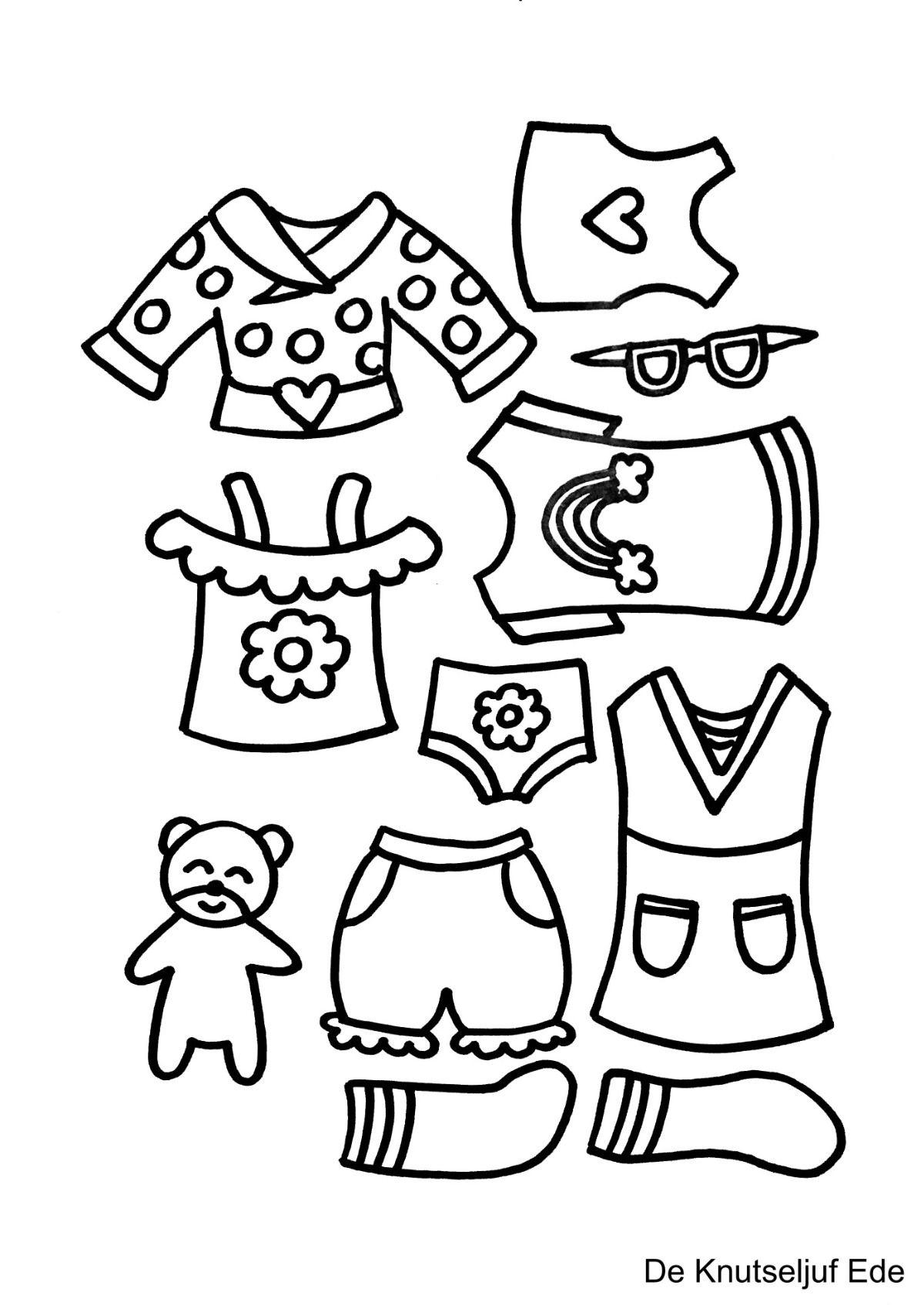 Kleurplaten Aankleedpop Aankleedpop Tinkering Knutselen Kleurplaten Fashion De Knutseljuf Ede Kleurplaten Jonge Kinderen Voor Kinderen