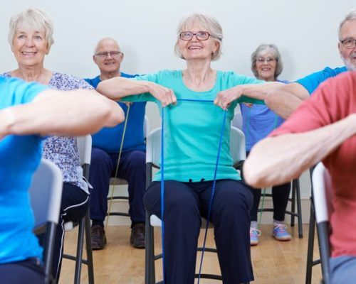 Exercises and Safety Tips For Osteoporosis Relief