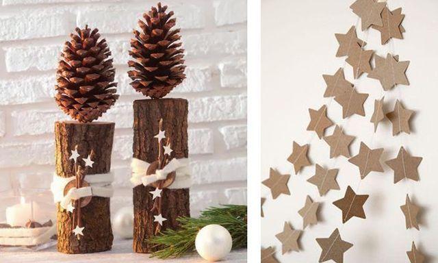 Detalles para decorar en Navidad