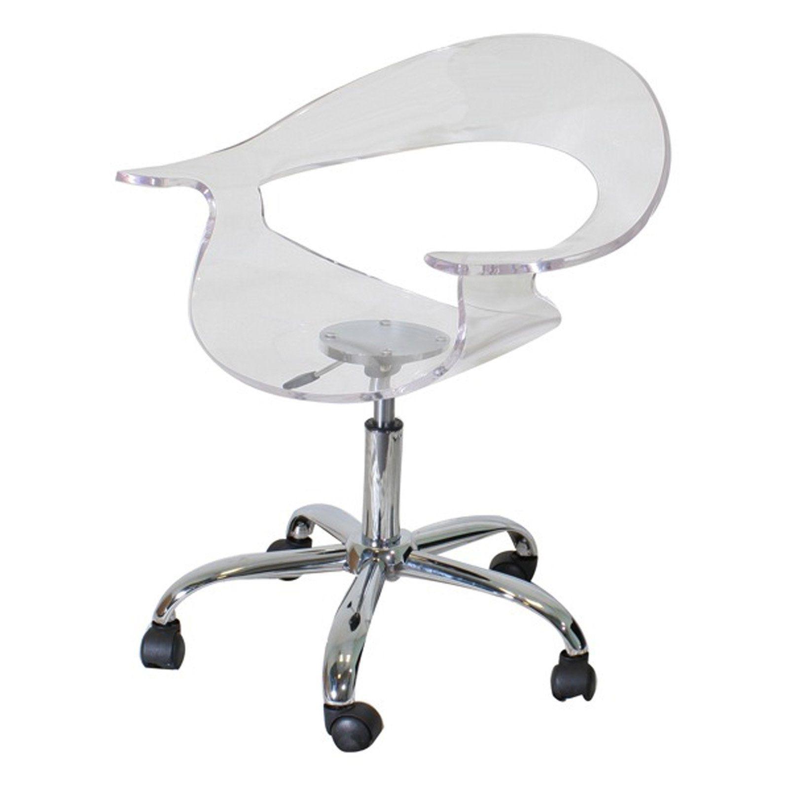 Klare Schreibtisch Stuhl | Stühle | Pinterest