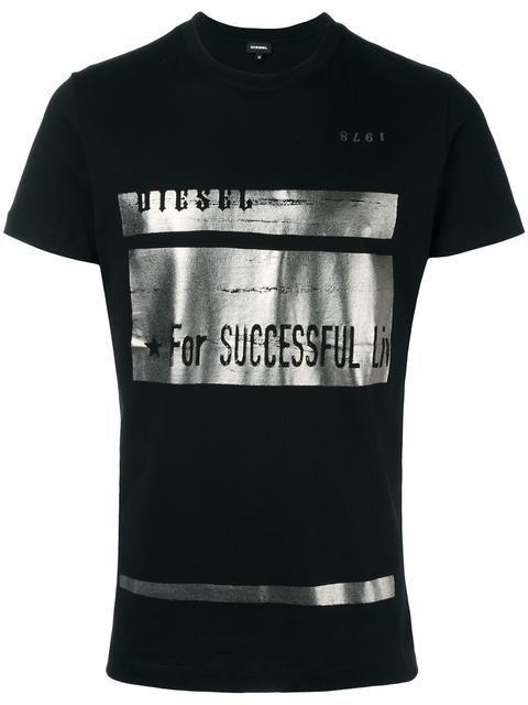 0164dda3189f DIESEL  SNT-Successful  T-shirt.  diesel  cloth   snt-successful t恤 ...