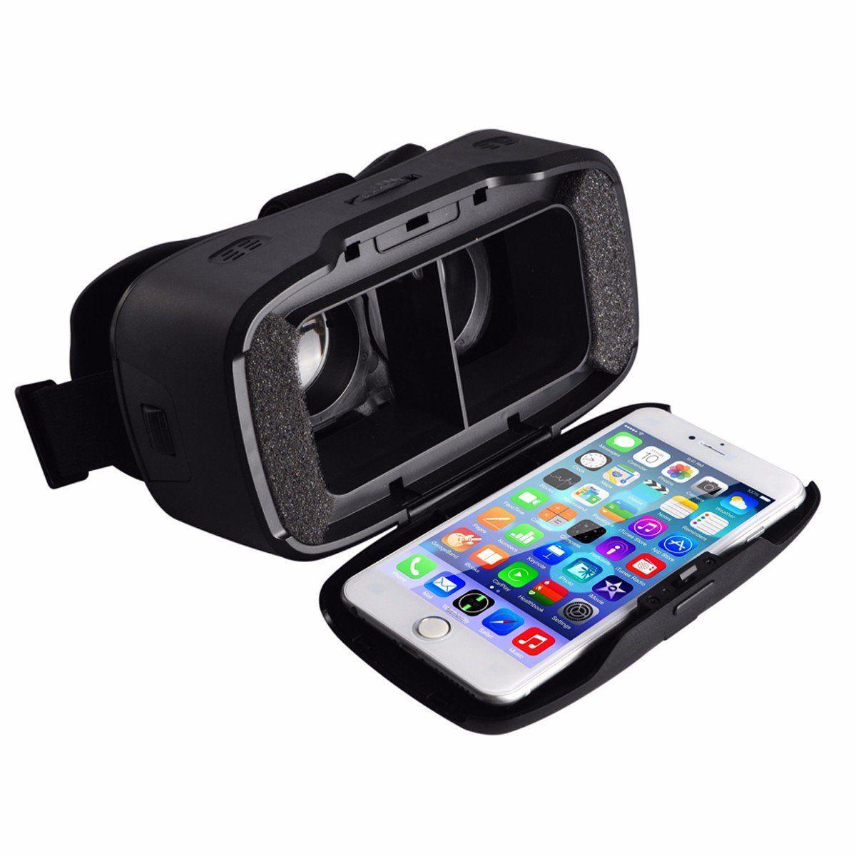 3D VR GlassesELEGIANT Smart Virtual Reality Headset
