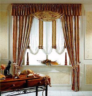 cortinas elegantes para habitacion vintage - Buscar con Google