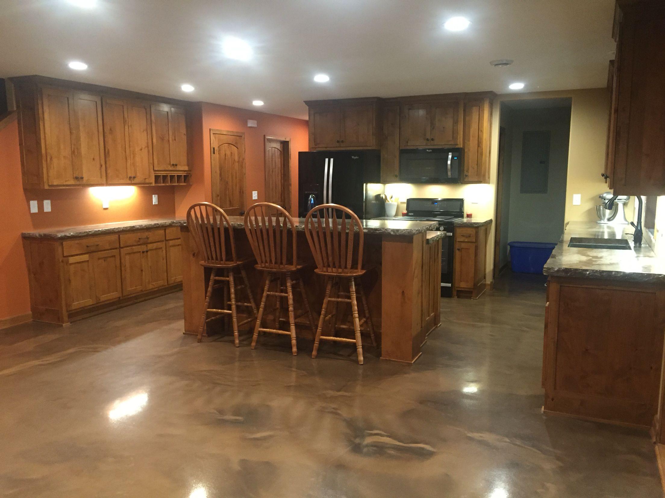 Metallic Epoxy Floor Coating For A Slab On Grade Home By Sierra Concrete Arts Epoxy Floor Metallic Epoxy Floor Floor Coating