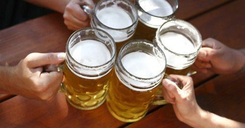 Raise Your Glass To Drink Beer Day #SFLR #Beer ...