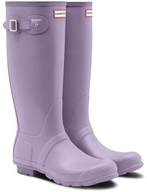 Hunter Original Tall Waterproof Rain Boot Boots Hunter Boots