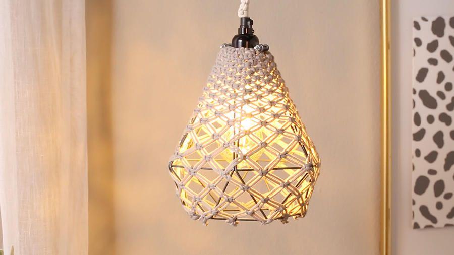 Geometric Pendant Light Shade