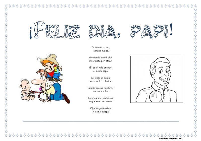 Title Con Imagenes Poemas Dia Del Padre Poema Del Dia