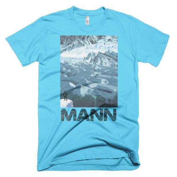 Mann - Short sleeve men's t-shirt