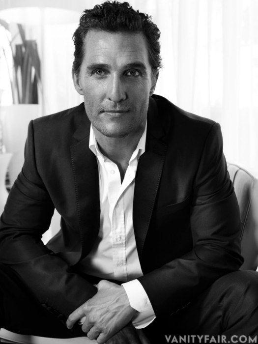 Matthew McConaughey, Academy Award winning actor and Proud Texan - still resides in Texas.