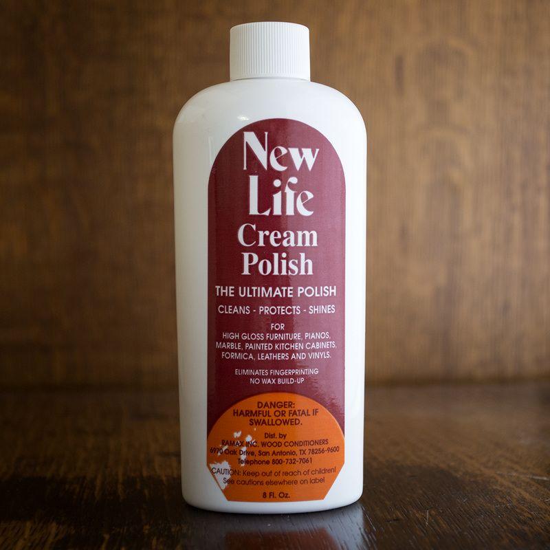 New Life Cream Polish