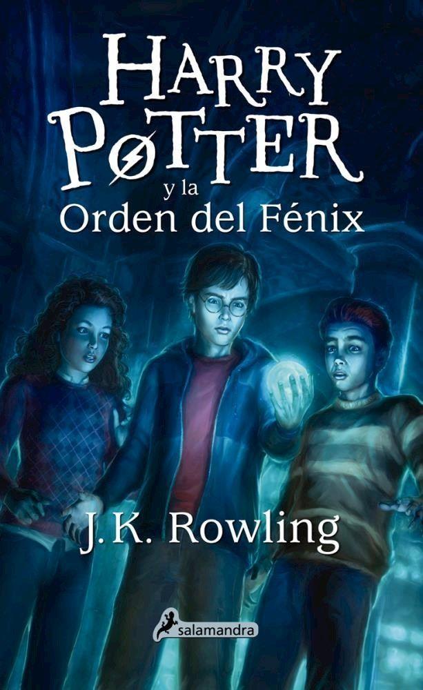 5 Harry Potter Y La Orden Del Fenix Libros De Harry Potter La Orden Del Fenix Cubiertas De Libros De Harry Potter