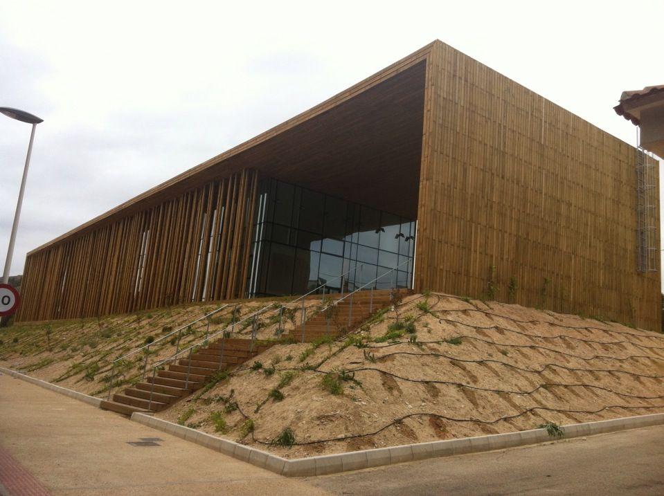 Edificio Bioclimatico Yecla Valora