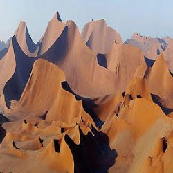 Wind Cathedral, Namibia | Corner Of The World