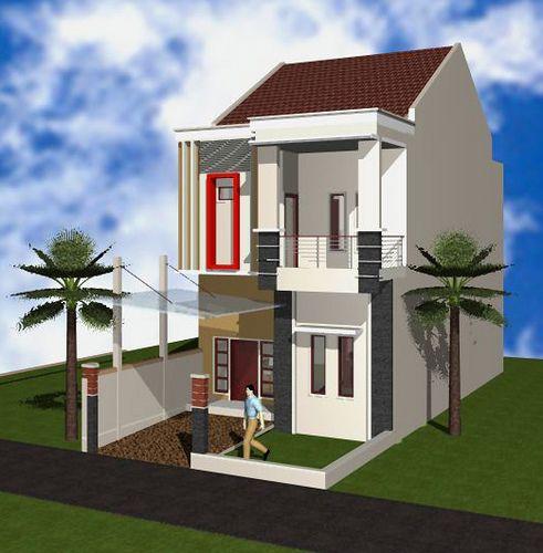 15 Gambar Rumah Minimalis Modern 2 Lantai Terindah & 15 Gambar Rumah Minimalis Modern 2 Lantai Terindah | Wallpaper Keren ...