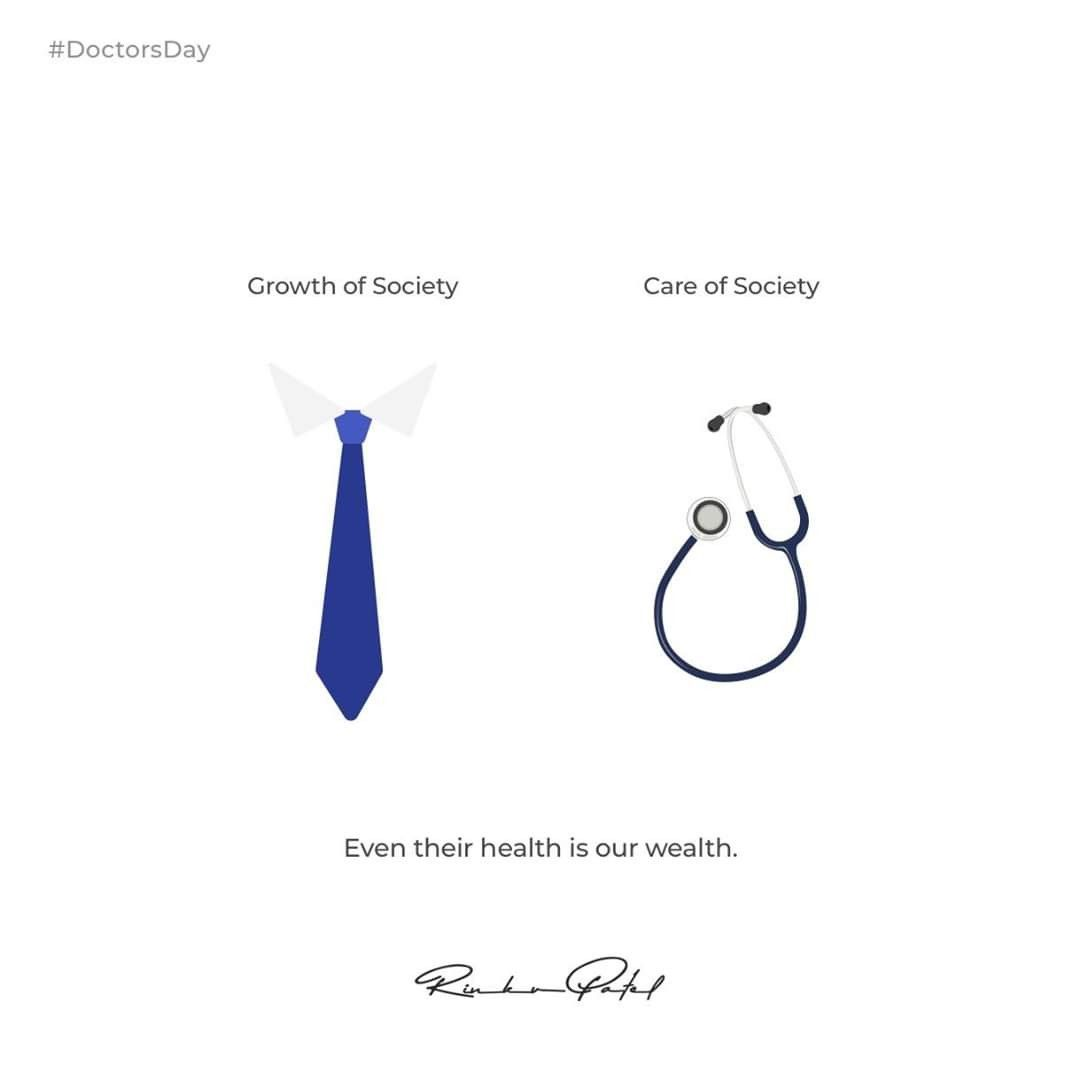 Leaders of Humanity.  . . . #doctorsday #doctors #indiadoctors #covid19 #entrepreneur #entrepreneurship #appriciationpost