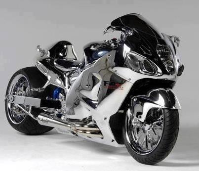 The Suzuki Hayabusa Or Gsx1300r Is A Sport Bike Motorcycle Made