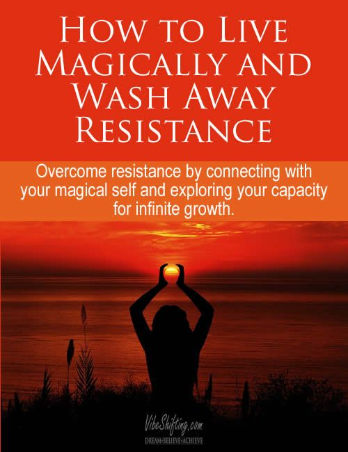 be685e3dc886e5 How to overcome resistance by connecting with your magical self and  exploring your potential for infinite growth... #podcast