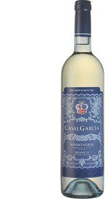 Casal Garcia Green White Wine (Product of Portugal) http://www.YourWineCellar.org
