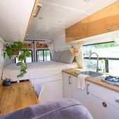 Photo of caravan design 568086940498371030 –  20 Awesome Sprinter Camper Van Conversion …