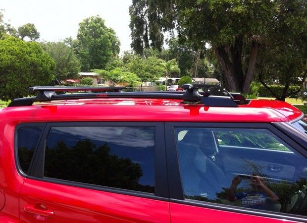 Kia Soul Roof Rack Ssd In Car Roof