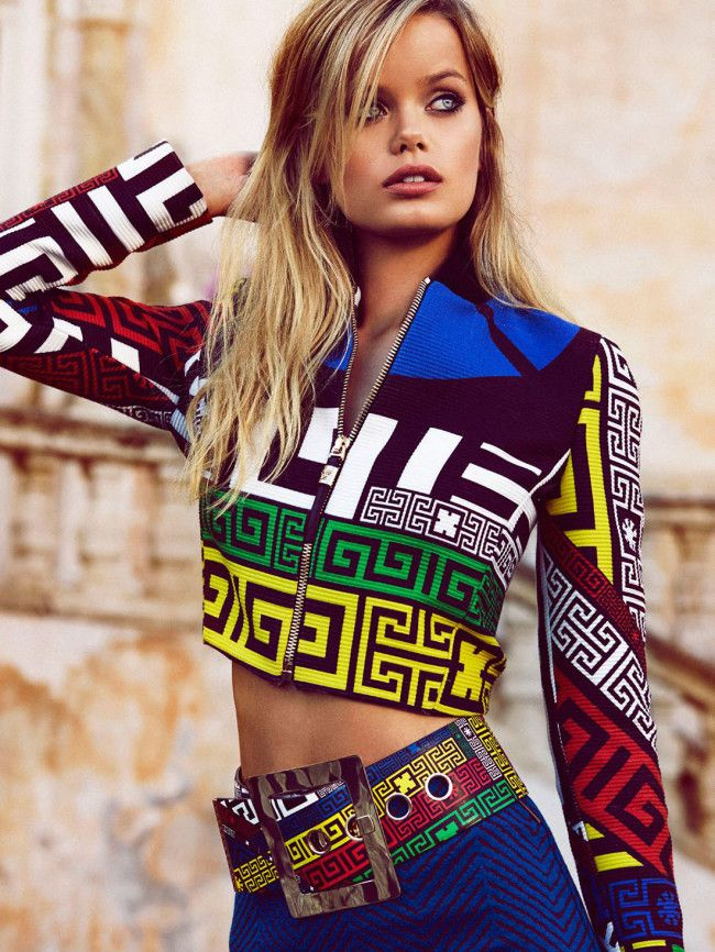 Frida Aasen - Page 52 - the Fashion Spot