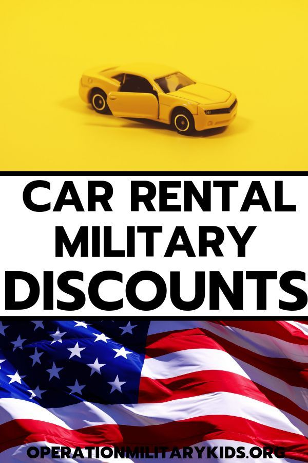 Military Discount Car Rental >> If You Or Your Spouse Is Currently Serving In The Military