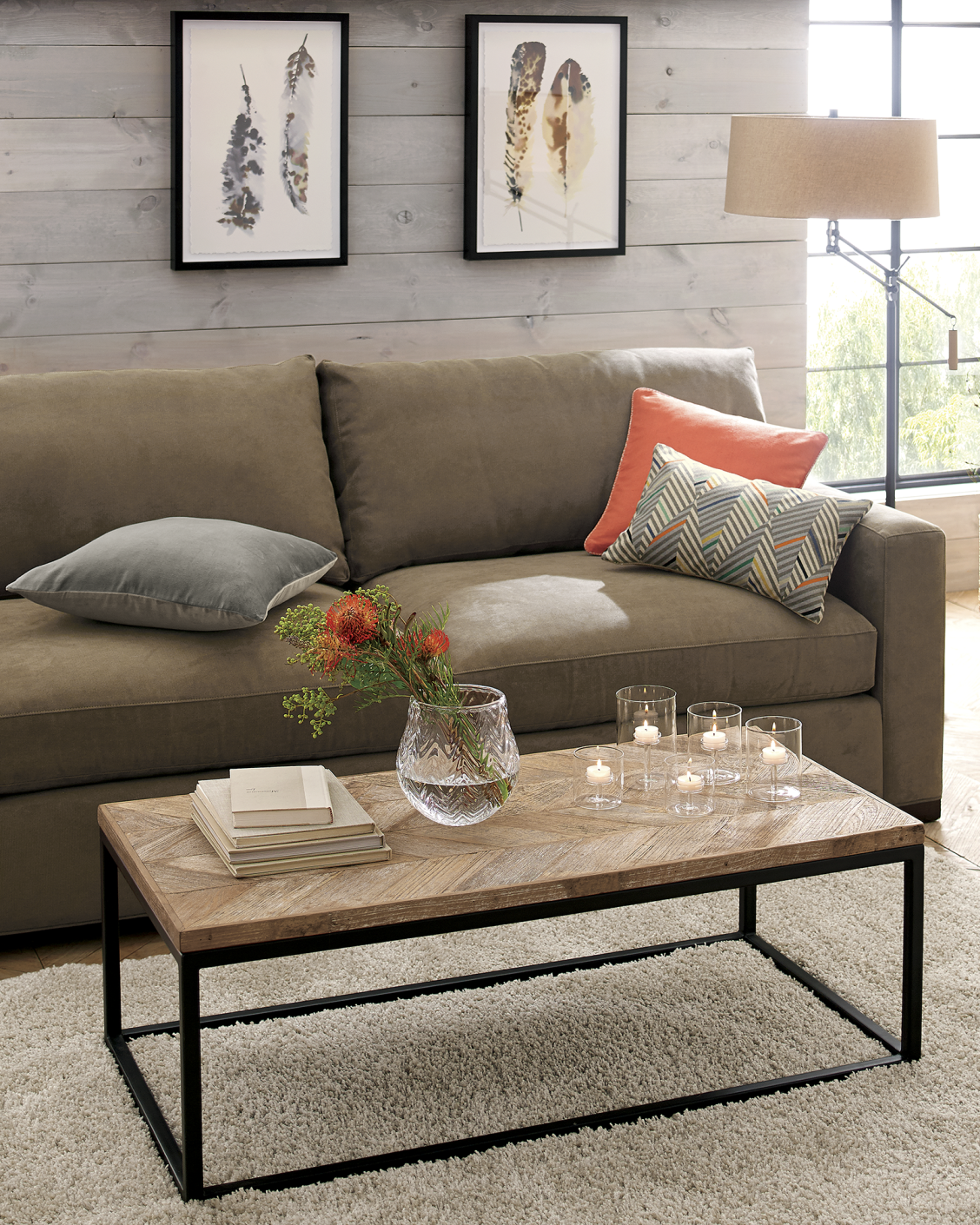 Top 6 Coffee Table Decor Ideas Crate And Barrel Coffee Table Cool Coffee Tables Coffee Table Crate And Barrel [ 1410 x 1128 Pixel ]