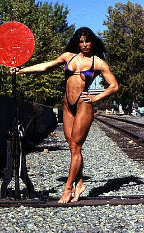 Michelle bellini black bikini photos 993