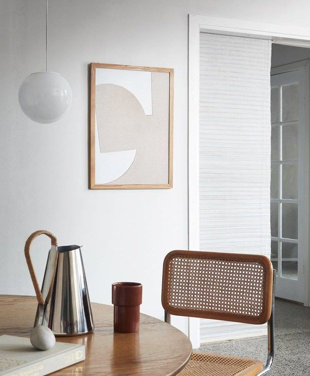 object blanc collection by atelier cph new finds april these four walls blog also home goods decor minimalist modern rh pinterest