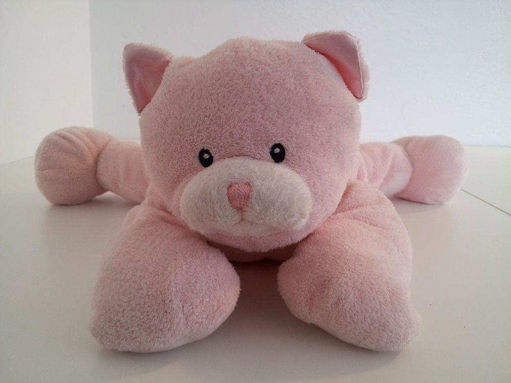 "12/"" Gund Baby Flora The Bunny Peek-a-Boo Animated Talking /&Singing Plush Toy"