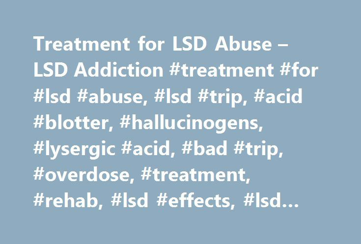 Pin on RamiFications of LSD